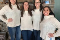 Matching-sweaters